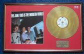 The Jam - 24 Carat Gold Disc LP & Cover - This is the Modern World 2